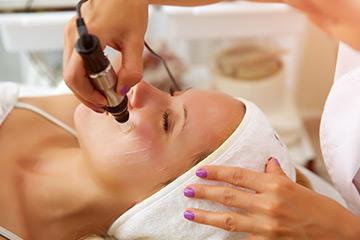 Skin Service offered at ANYASolutions Med Spa Denver