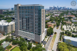 The Southmore Apartments in Houston