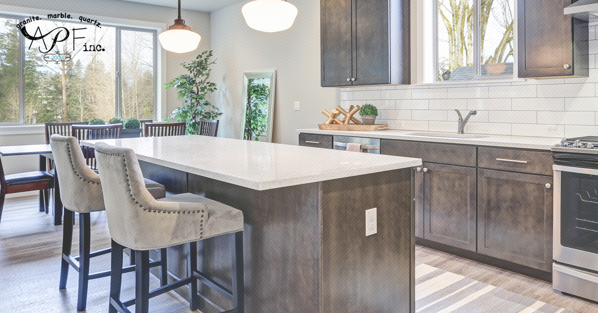 Show Off Your Quartz Countertops By Throwing A Party In Your Atlanta Home