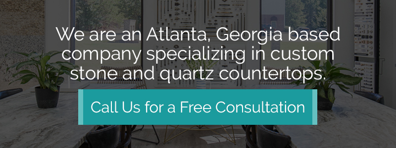 Atlanta Georgia company specializing in custom stone and quartz countertops