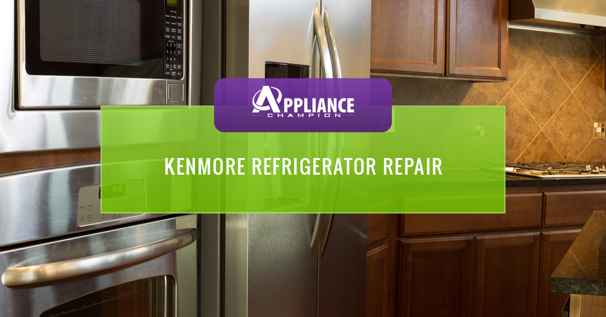Kenmore Refrigerator Repair >> Kenmore Refrigerator Repair Same Day Appliance Repair In