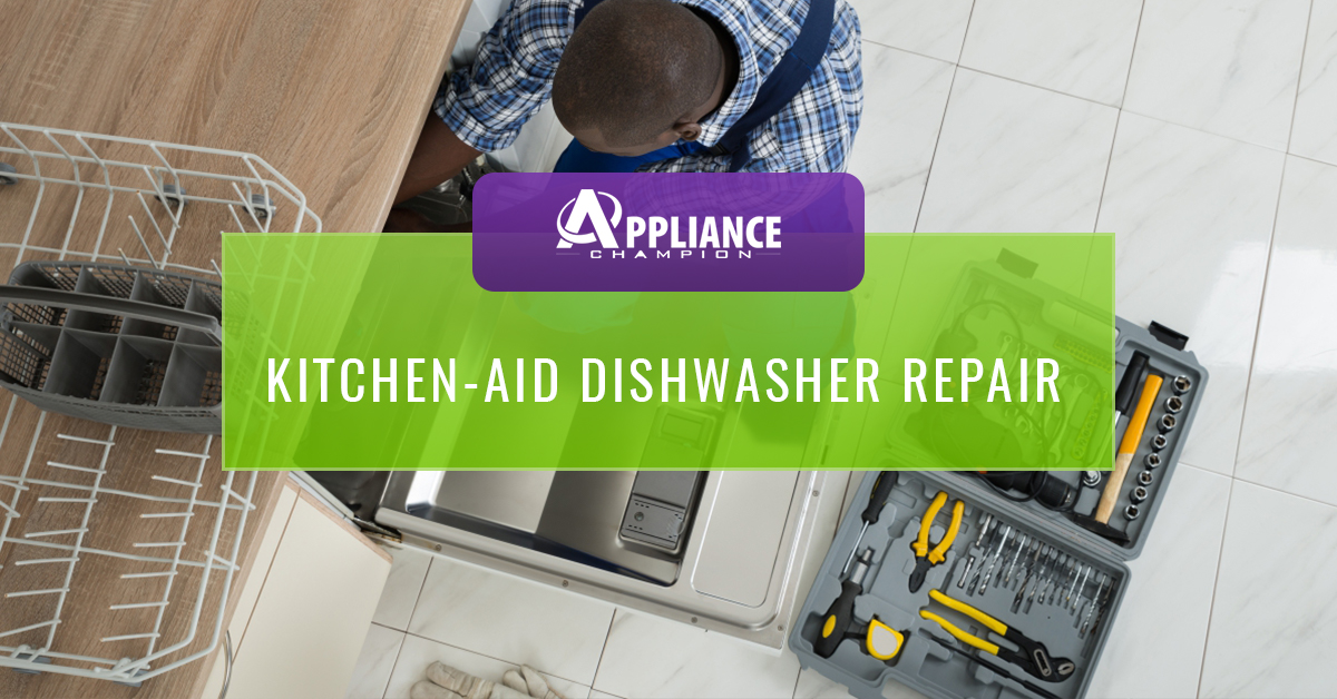 Kitchen Aid Dishwasher Repair