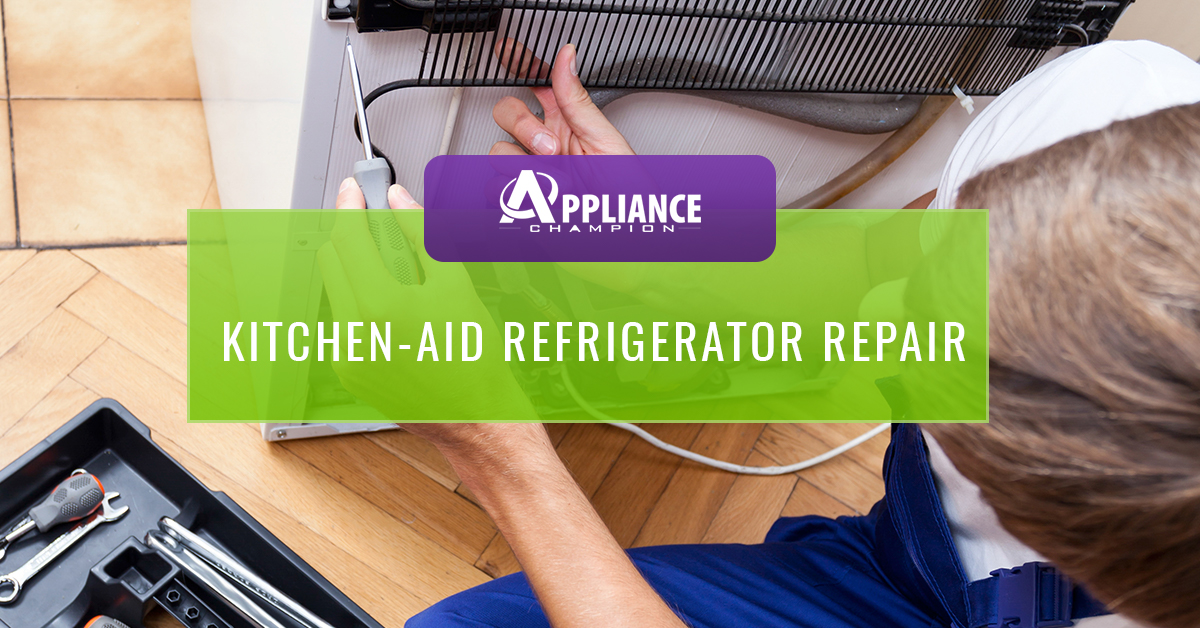 Kitchen Aid Refrigerator Repair