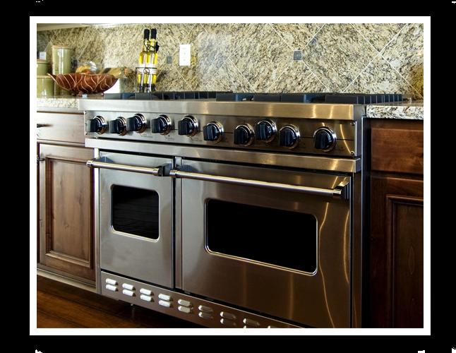 stove repair cleveland