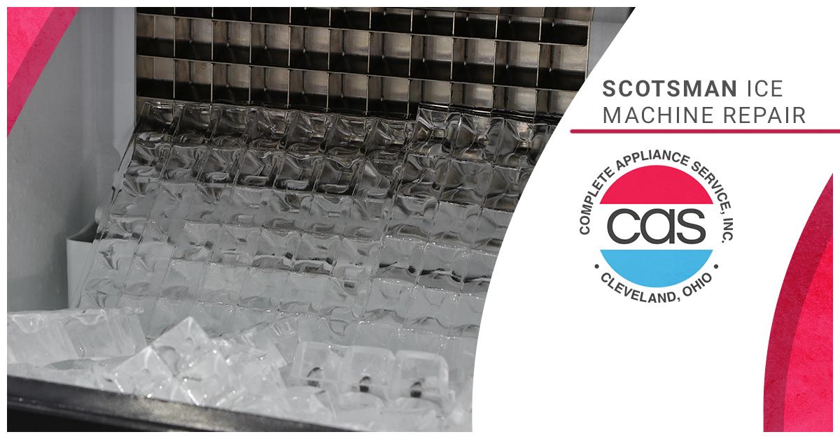 Scotsman Ice Machine Repair Appliance Repair Cleveland