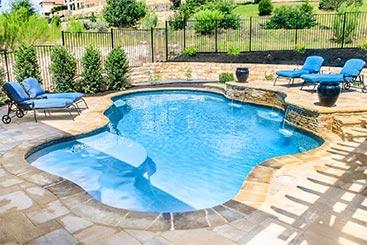 Attractive Custom Swimming Pools In Austin