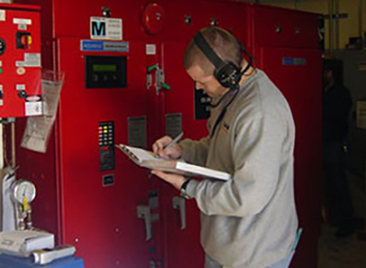 Aquarius Fluid Products, Inc. provides fire pump testing in the Chicago area.