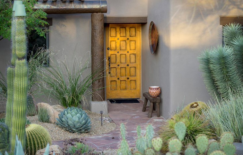 Arizona Home Entryway