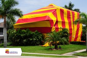 Termite Tenting and Fumigation