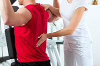 Chiropractic care can offer pain relief in Littleton, Colorado.