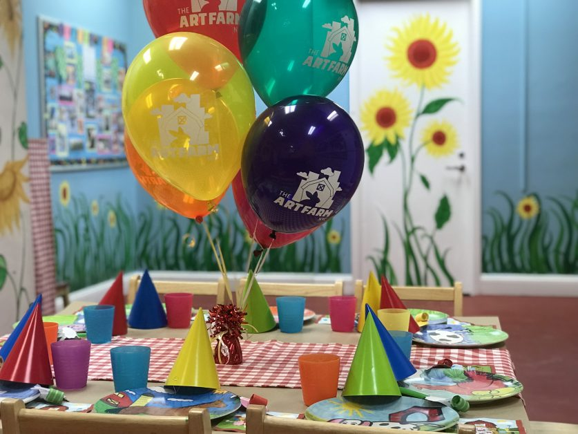 4 Reasons To Throw A Birthday Party At The Art Farm NYC