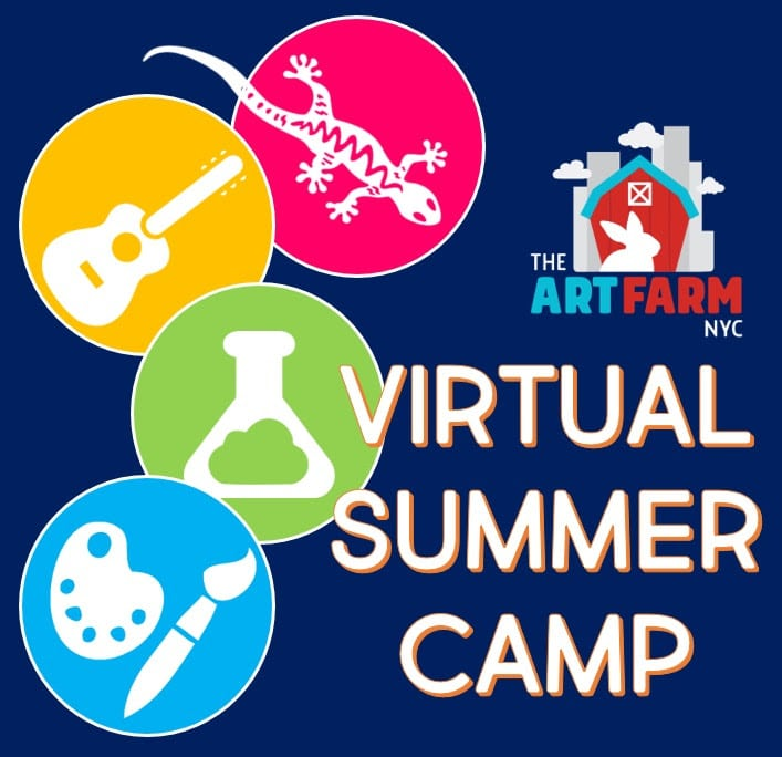 The Art Farm Virtual Summer Camp 2020