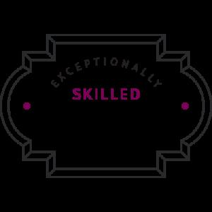 Skilled Professional Badge