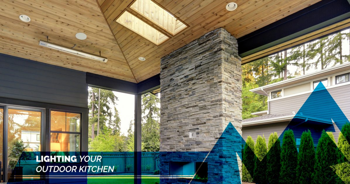 Outdoor Kitchen Ideas Boulder: Lighting Your Outdoor Space