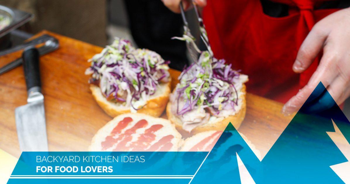 Custom Outdoor Kitchens Boulder: Backyard Kitchen Ideas For Food ...