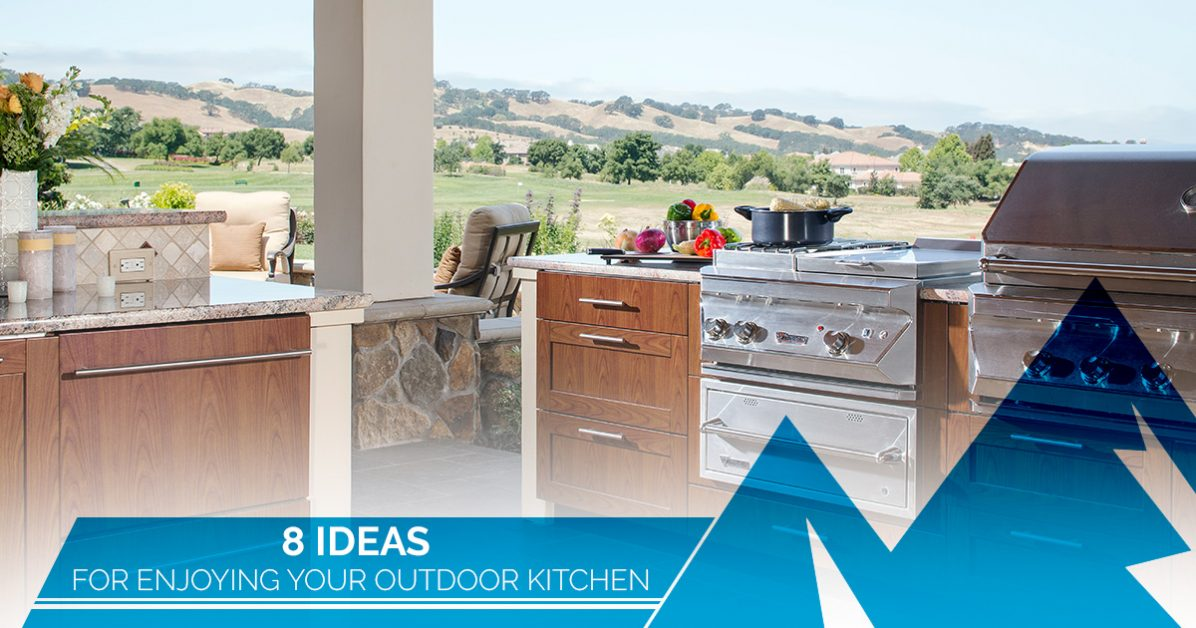 Outdoor Kitchen Ideas Boulder 8 Ways To Enjoy Your Outdoor Living