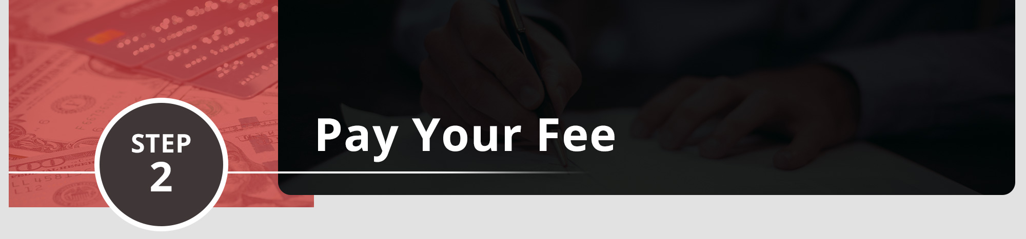 Pay Your Fee