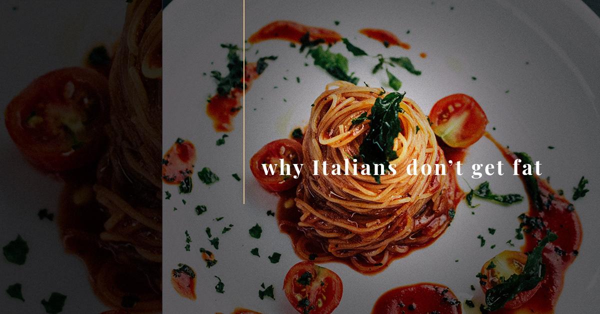 Italian Restaurants Boise Why Italians Don T Get Fat
