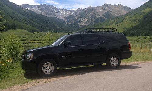aspen limo service
