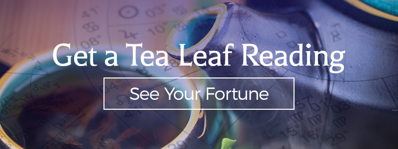 Tea Leaf Reading To Reveal Your Fortune