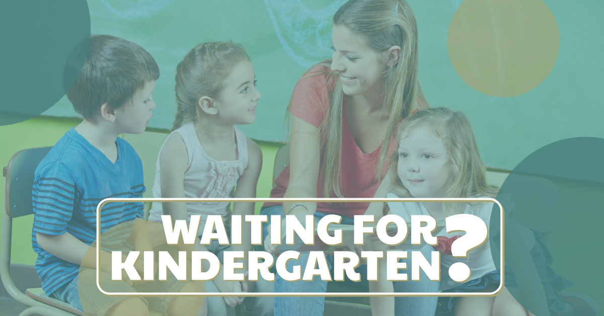 See if waiting for kindergarten is right for your child