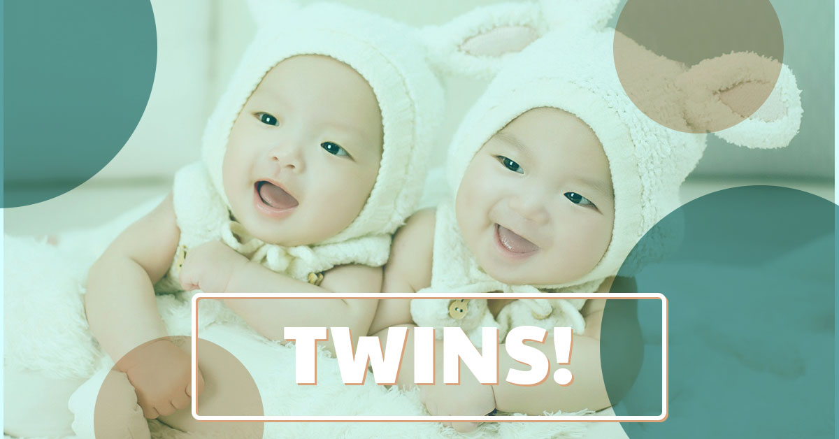 Tips on how to handle twins and other child care solutions in Sheldon