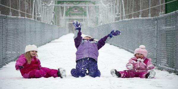 Snow day ideas and other child care solutions
