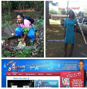 Real Results Atlanta Personal Trainer