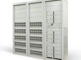 Solar battery telecom services.