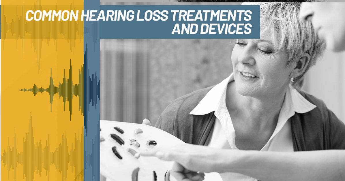 hearing loss and treatment devices