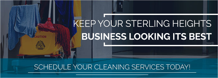 Tips For Keeping Your Office Clean Between Janitor Visits - Blog and News for Augie's Building Services - Keep-Your-Sterling-Heights-Business-Looking-Its-Best-5bb38dcd12159