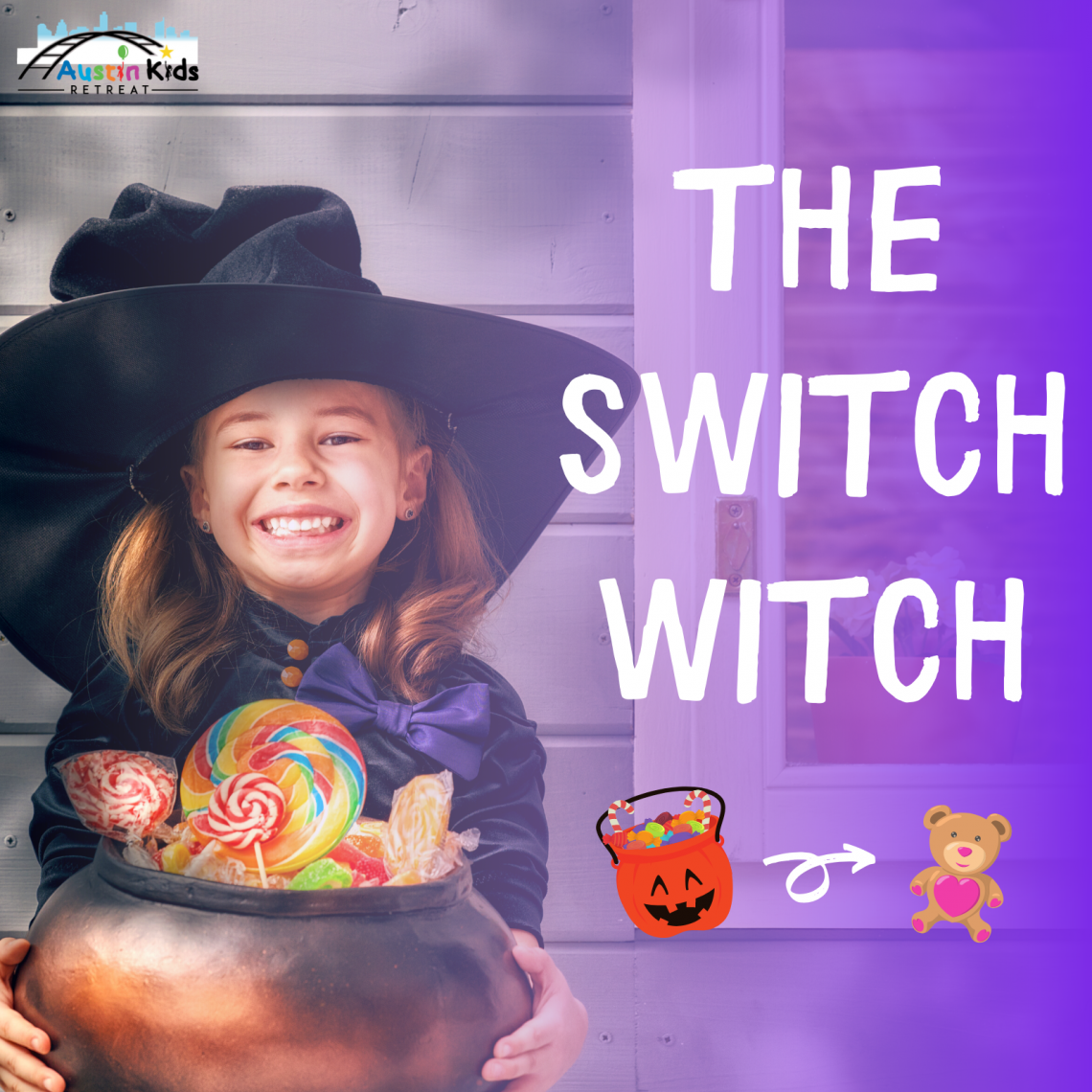 The Switch Witch Halloween