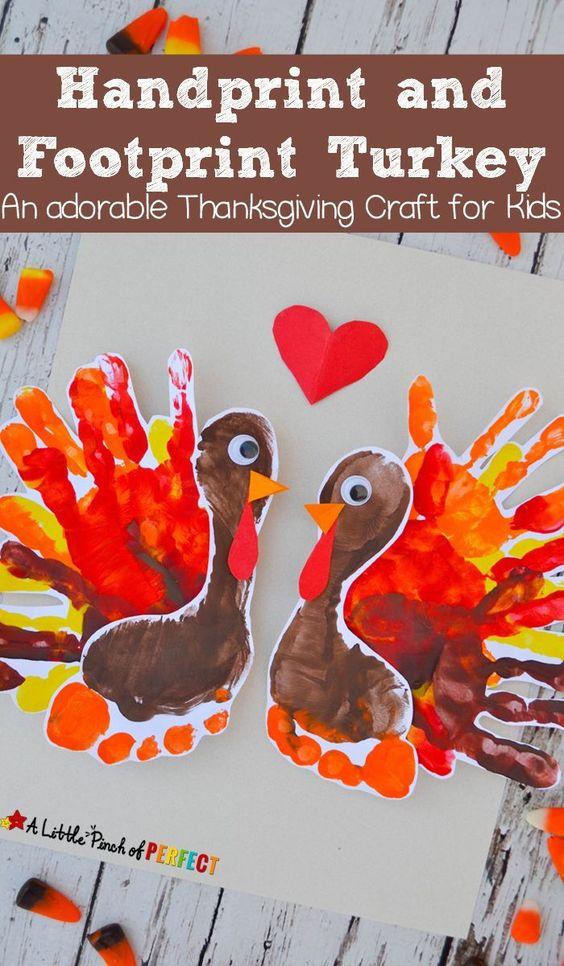 15 Fun Kids Thanksgiving Crafts Austin Kids Retreat