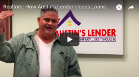 How Austin's Lender Closes Loans Fast