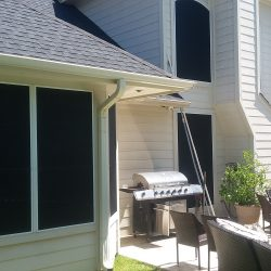 Back Porch Solar Shades - Austin Shade Team