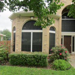 Custom Window Screens For Different Shaped Windows - Austin Shade Team