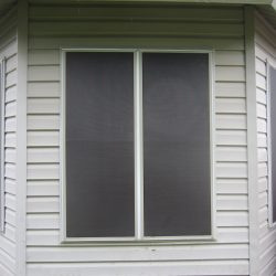 Exterior Custom Window Shades - Austin Shade Team