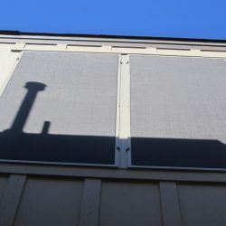 Black Solar Screens For Windows - Austin Shade Team