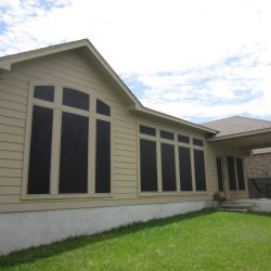 Solar Window Screens For Front Windows - Austin Shade Team