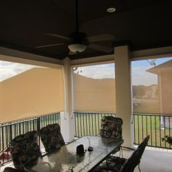 Roller Sun Shades For Outdoor Deck - Austin Shade Team