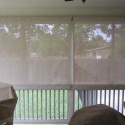 Patio Sun Screens Fabric - Austin Shade Team
