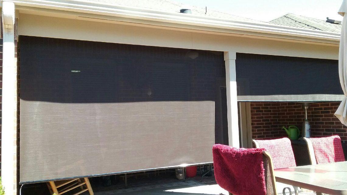 Solar Window Shades for Patio