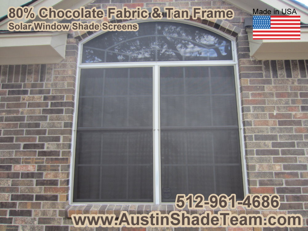 Austin TX Solar Screens