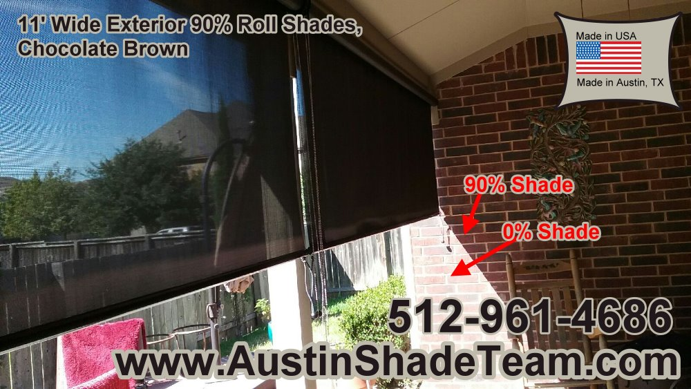 Austin Roll Up Awnings