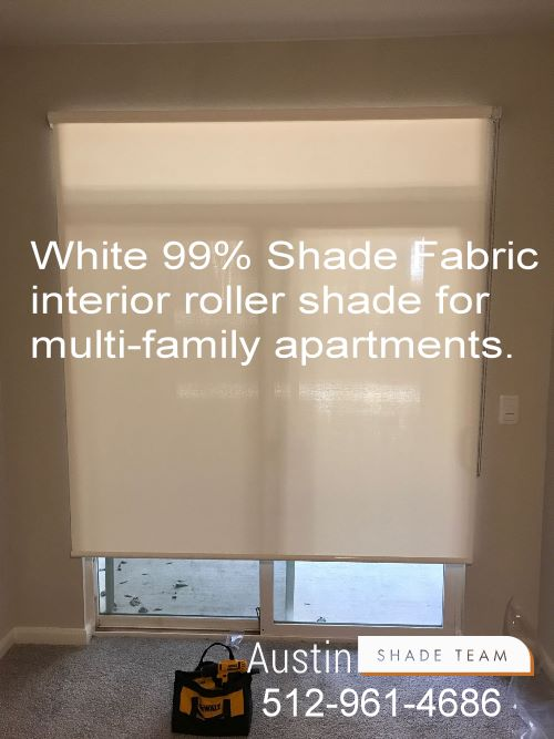 Austin TX Roller Shade (window shade) manufacturer.