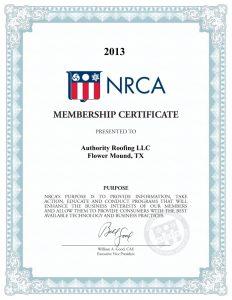 nrca-certificate