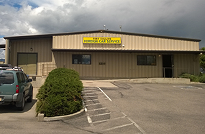 Auto repair shop Fort Collins