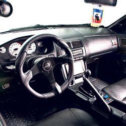 Interior auto detailing in Honolulu