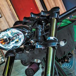 Motorcycle detailing services in Honolulu