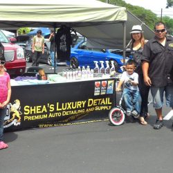 Our auto detailing team